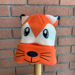 Fox Face Beanie Youth