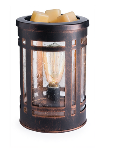 Mission Edison Bulb Wax Warmer