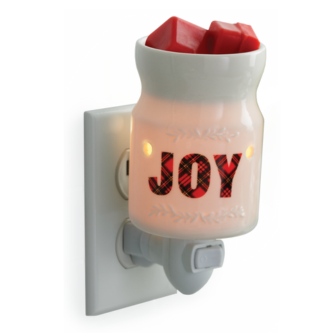 JOY Pluggable Wax Warmer