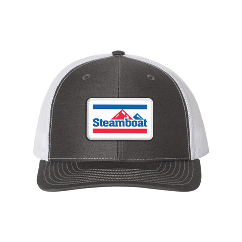 Steamboat Retro Trucker