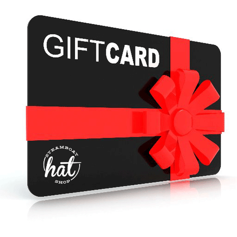 Steamboat Hat Shop Gift Card