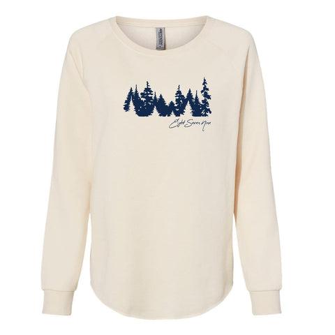 Women's Solitude - Wave Wash Sweater
