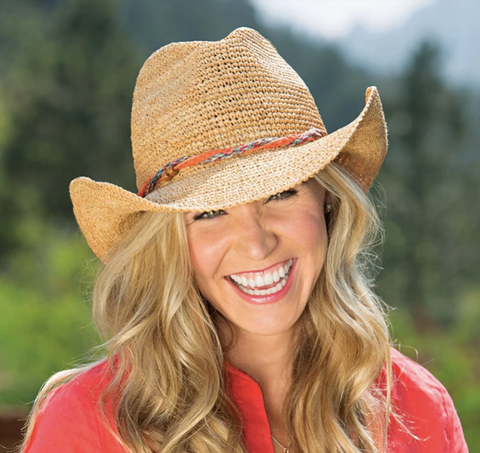 Catalina Cowboy Women's Sun Protection Hat