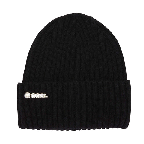 The Greenwater Wool Rib Knit Beanie