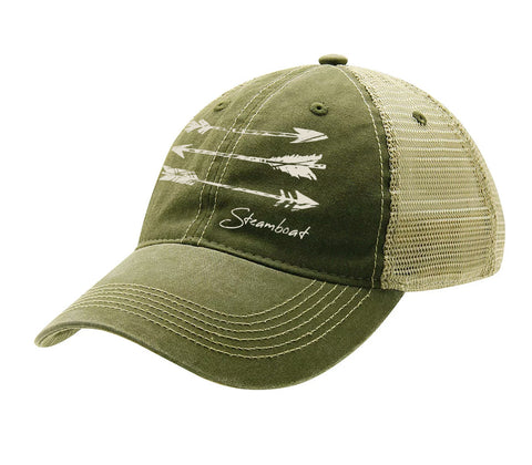 Arrows Unstructured Cap