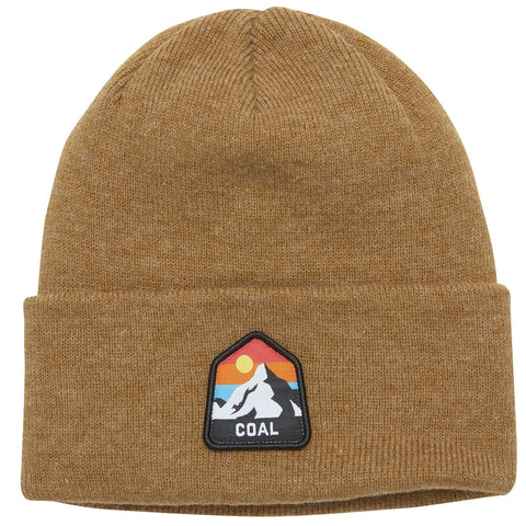 The Peak Mountain Patch Beanie