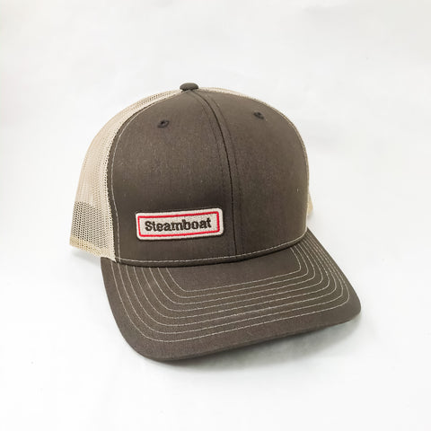 Steamboat II Trucker