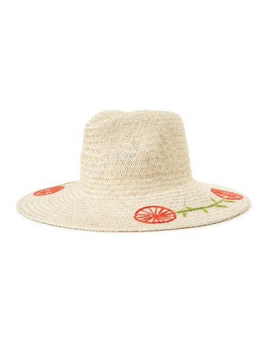 Joanna Embroidered Hat - Brixton