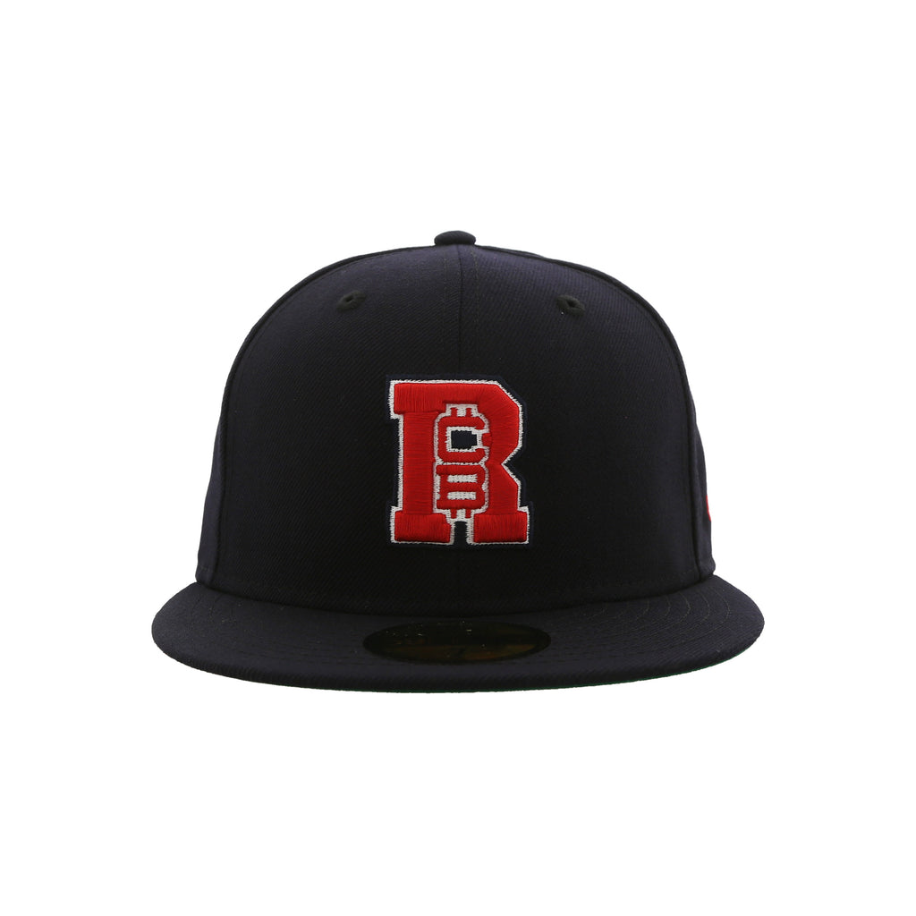 CBR x NEW ERA 59/50 (NAVY/RED)