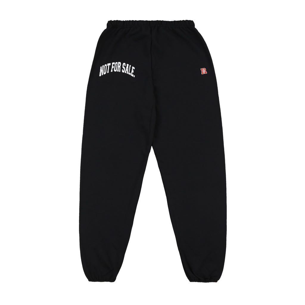 Not For Sale Scribble Sweatpants (Black)