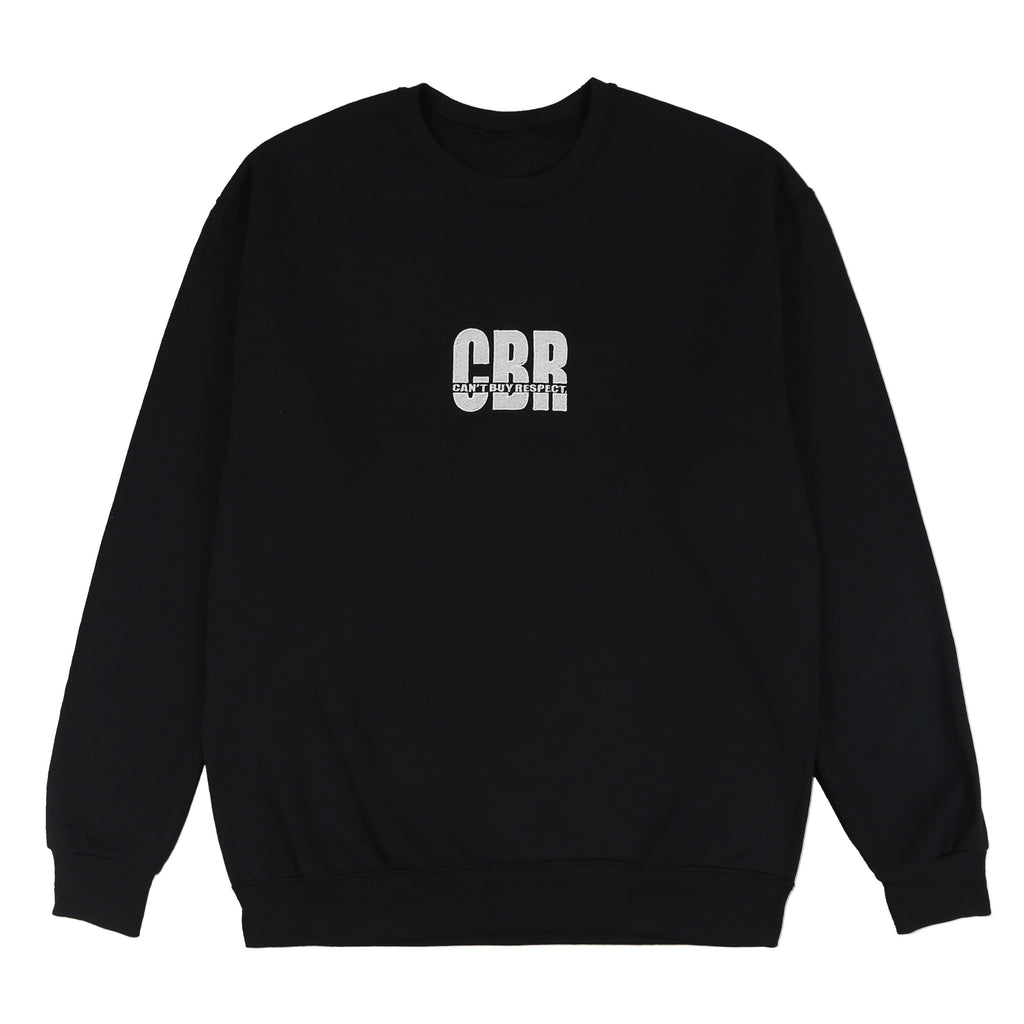 Can't Buy Respect Crewneck (Black)
