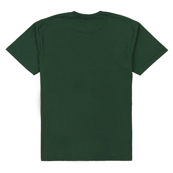 Not For Sale Tee (Green/Cream)