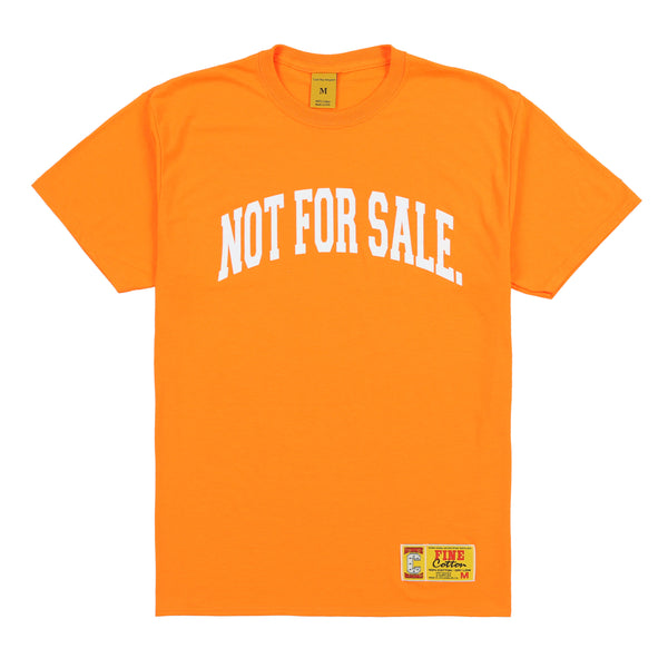 Not For Sale Tee (Orange)