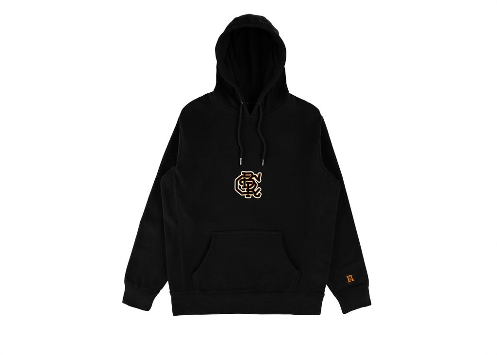 Allegiance Hoodie (Black/Orange/White)