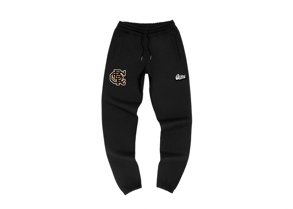 Allegiance Sweatpants (Black/Orange/White)