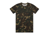 Not For Sale Tee (Camo/Green)
