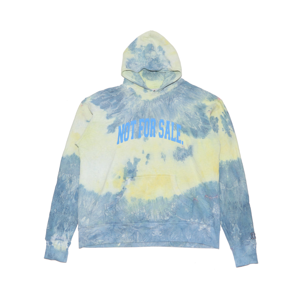 Not For Sale Hoodie (Indigo/Sun)