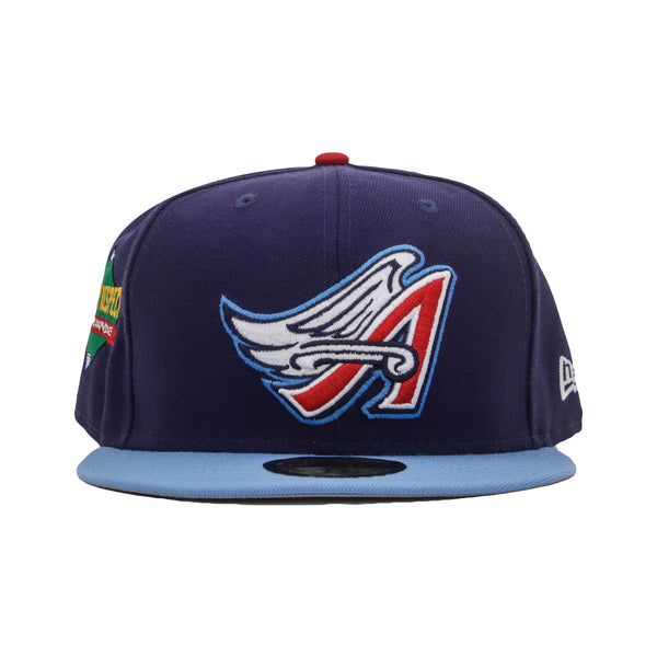 Ghetto Angels NEW ERA 59/50 Fitted Cap (Navy)