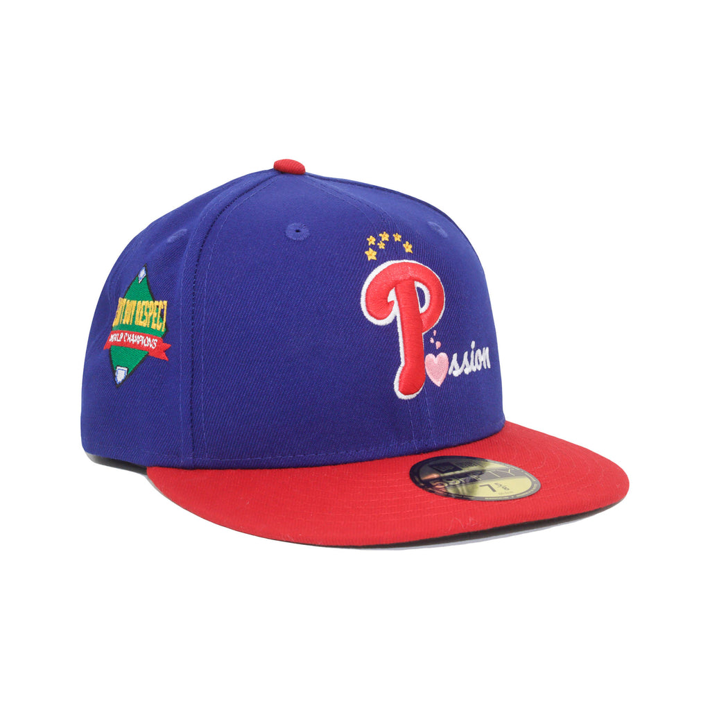 Passion NEW ERA 59/50 Fitted Cap (Blue)