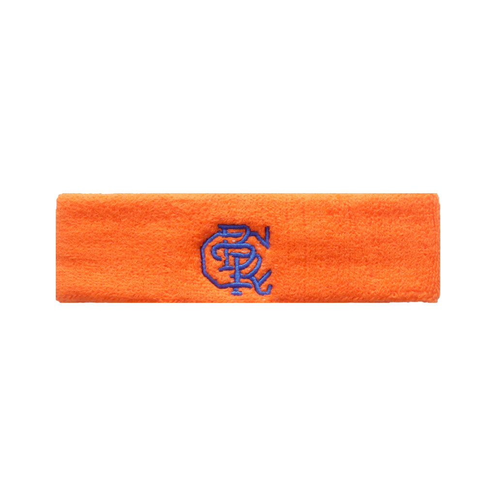 CBR Headband (Orange/Blue)
