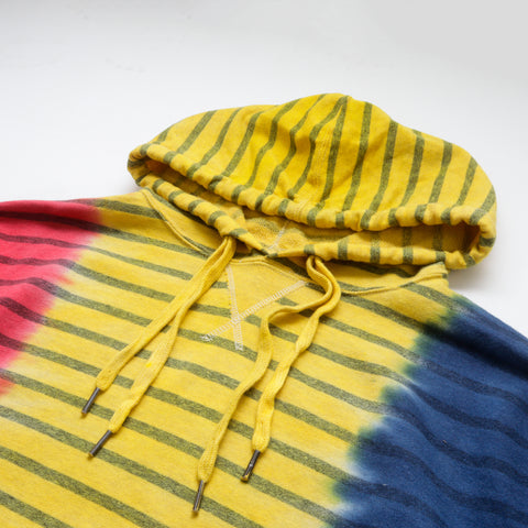 Sailing Hoodie (Red/Yellow/Blue)