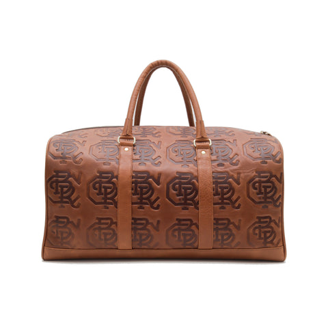 CBR Leather Duffle Bag