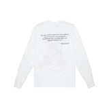 NEW WORLD ORDER L/S TEE (WHITE)