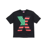 New World Tee S/S (BLACK)