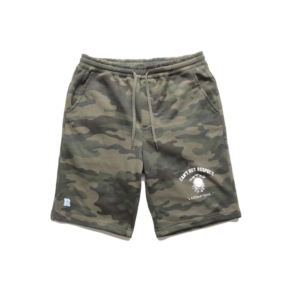 CBR Fleece Short (Camo)