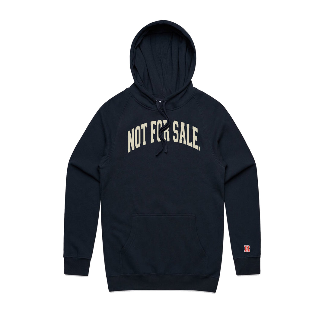 Not For Sale Premium Hoodie (Navy)