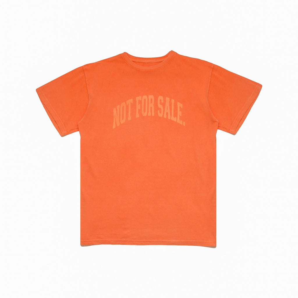 Not For Sale Tee (Peach)