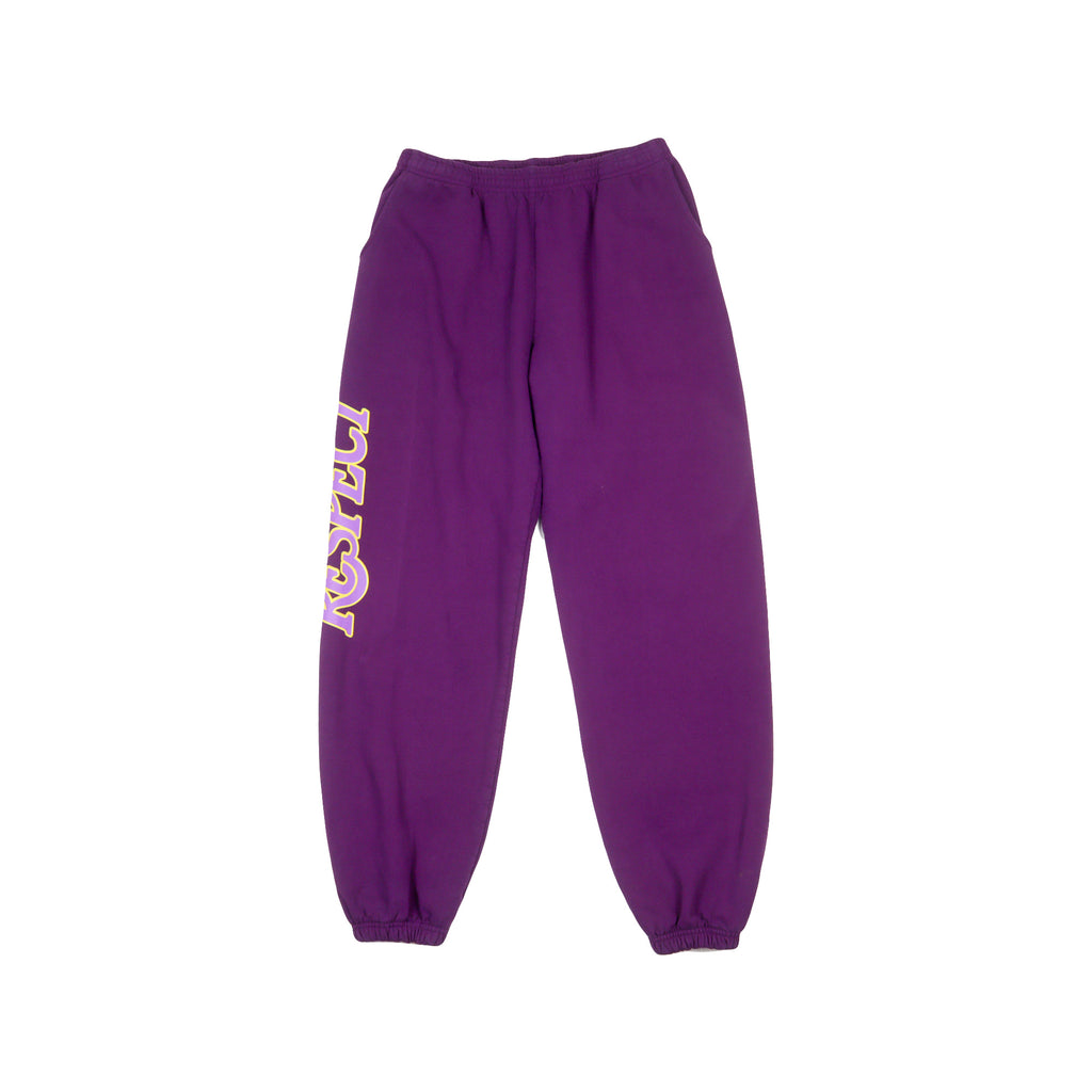 Respect Sweatpants (Grape)