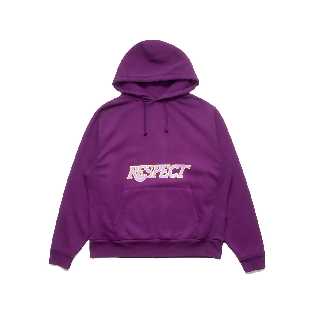 Respect Hoodie (Grape)