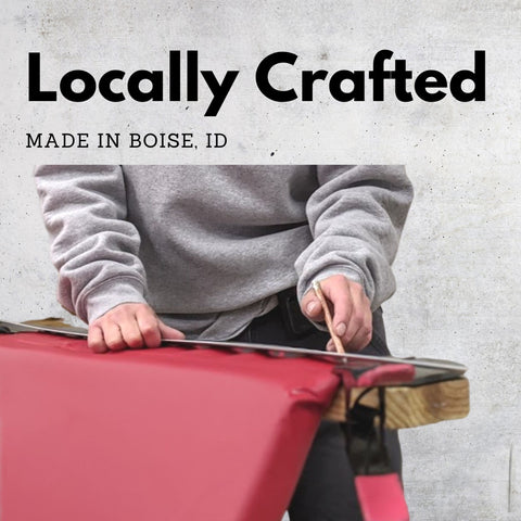 Locally Crafted Waterproof Products