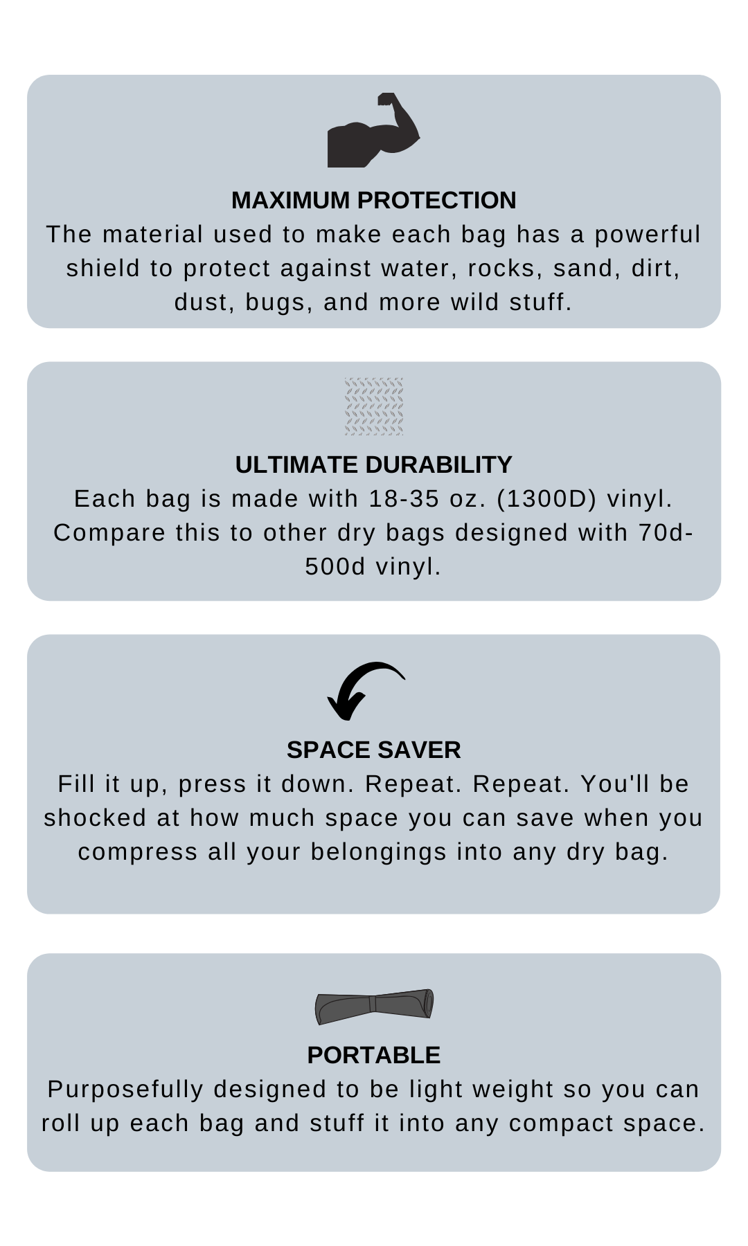 paddle idaho dry bag benefits