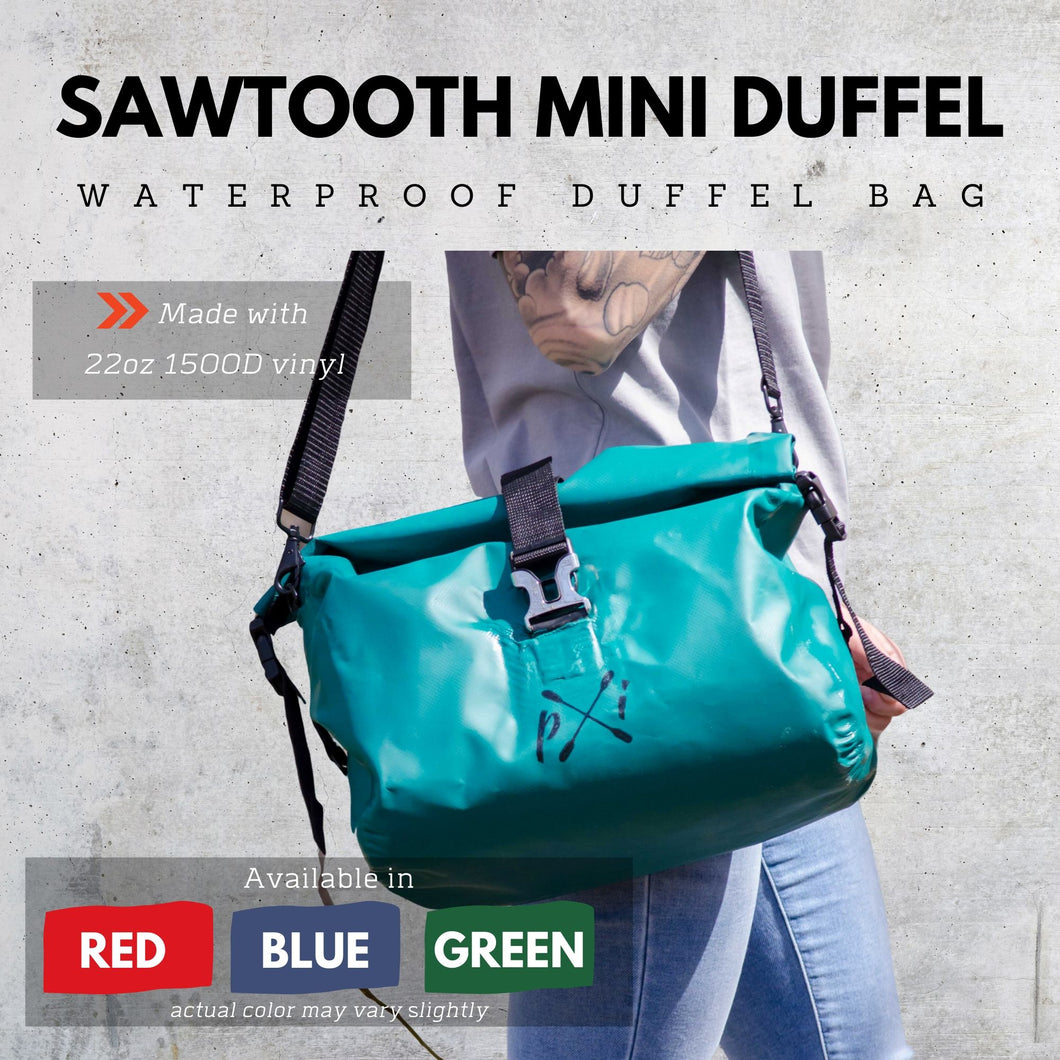 Sawtooth Mini Duffel Bag
