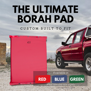 The Ultimate Borah Pad