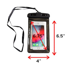 Load image into Gallery viewer, Waterproof Phone Pouch