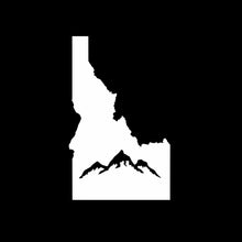 Load image into Gallery viewer, Idaho Sticker 3 Pack (Heart Idaho Sticker, Home Idaho Sticker, Mountain Idaho Sticker)