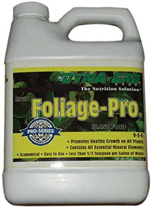 Foliage Pro Liquid 9-3-6 Plant Food - 8oz Bottle - Shop Green Oasis