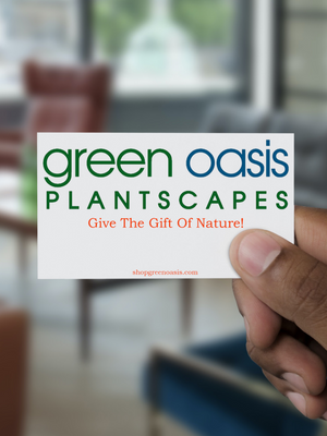 Green Oasis Gift Card - Shop Green Oasis