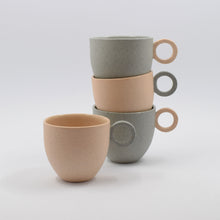 Load image into Gallery viewer, Matt Speckle Grey Espresso Cup