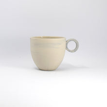 Load image into Gallery viewer, Blue Marbled Espresso Cup