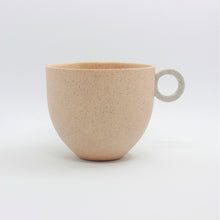 Load image into Gallery viewer, Matt Speckle Peach Mug