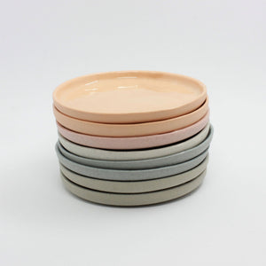 Matt Speckle Peach Espresso Cup