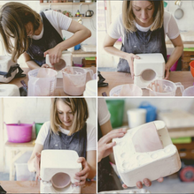 Load image into Gallery viewer, Two day plaster mould making & slip casting course