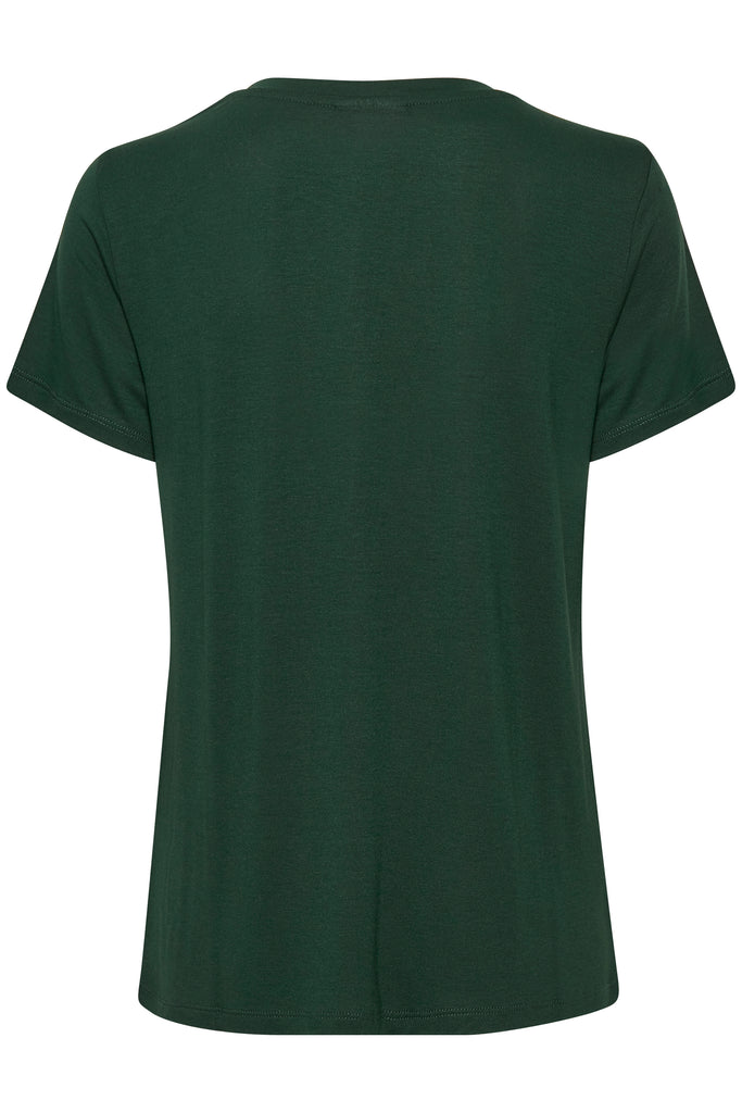 Kaffe Shirt Dark Green