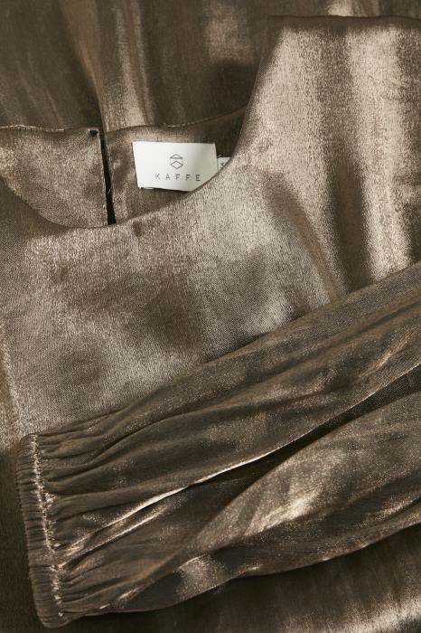 Kaffe KAneville Metallic Dress