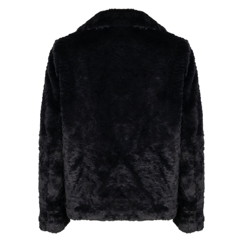 Esqualo Jacke Short Crushed Fur