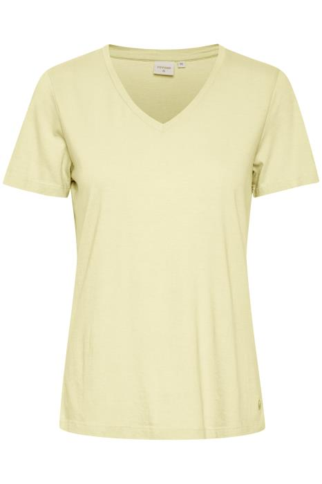 Cream Naia T-Shirt gelb